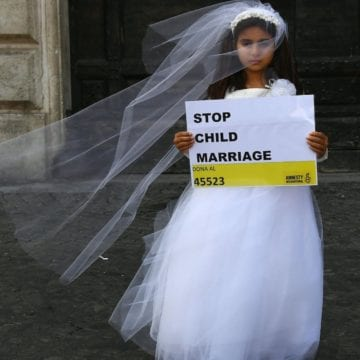 Child Marriage Is Still Legal in the U.S.