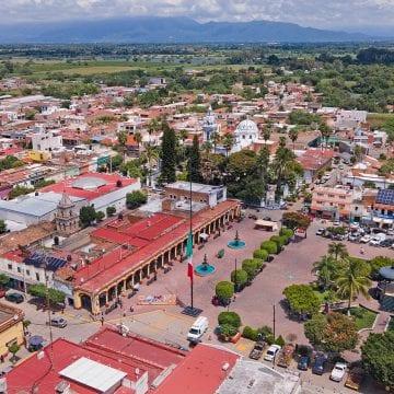 In San Martín De Hidalgo, Beauty Exists Despite a Global Pandemic.